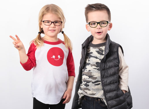 Kids Eyewear News | Children\'s Designer Frames | Kids Sports Glasses ...
