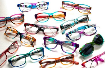 Delafield kids frames with a variety of cool styles and colors!