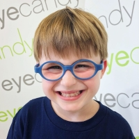 Miraflex Flexible, Hypoallergenic Plastic Frames for Boys